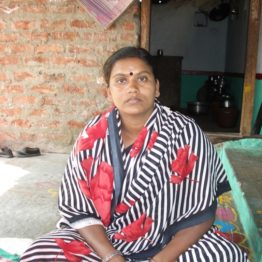 Meerabai started by taking loans for a tea stall.