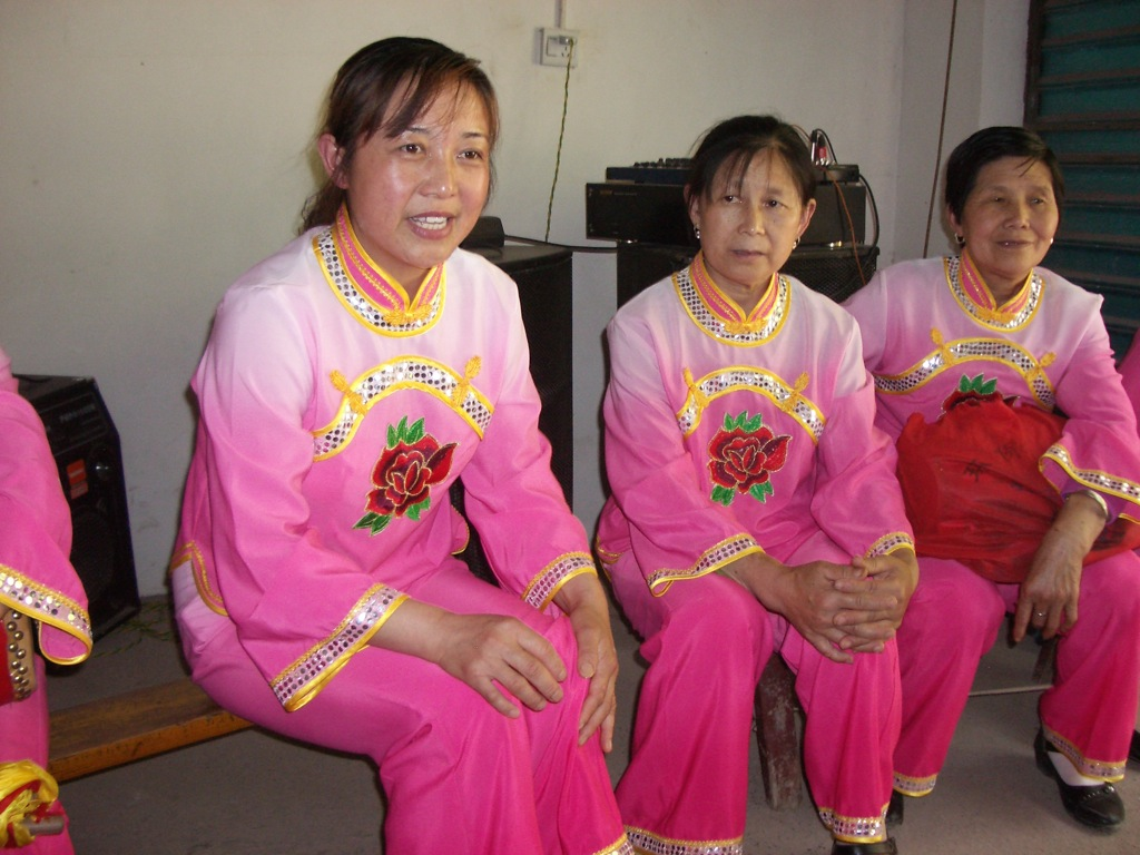 Women want microcredit loans to start a kindergarten and old people's home